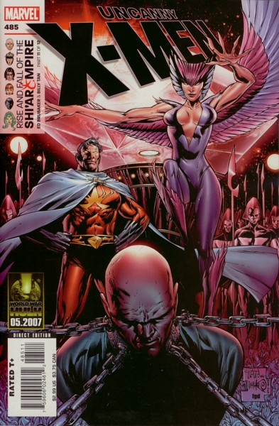 Uncanny X-Men 485 - The End of All That Is