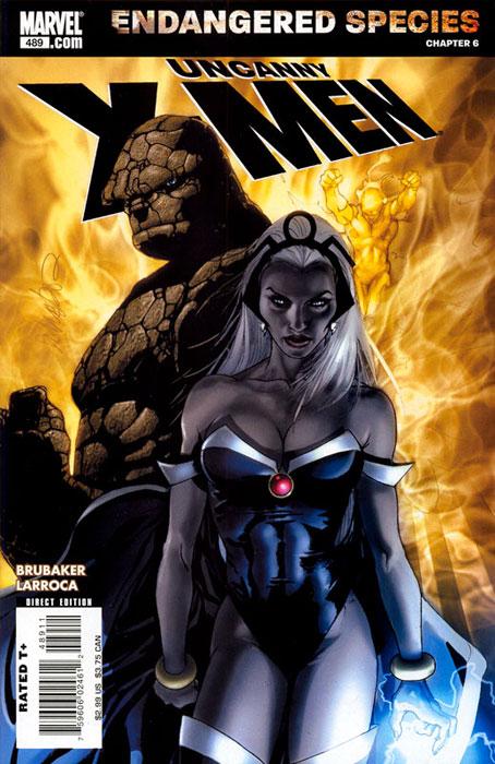 Uncanny X-Men 489 - The Extremists, Part 3