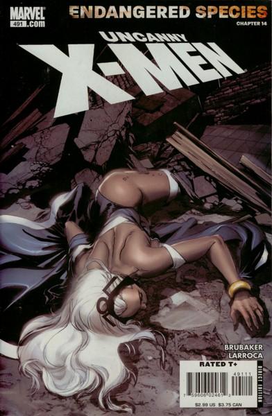 Uncanny X-Men 491 - The Extremists, Part 5