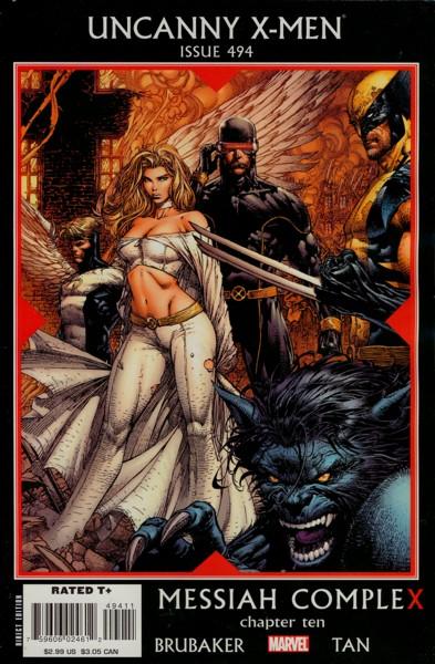 Uncanny X-Men 494 - Messiah CompleX, Chapter Ten