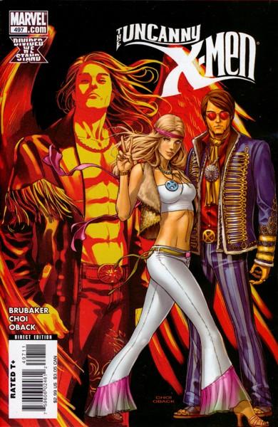 Uncanny X-Men 497 - X-Men: Divided, Part Three of Five