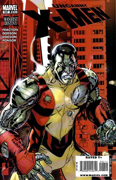 Uncanny X-Men 507 - Lovelorn, Part 4