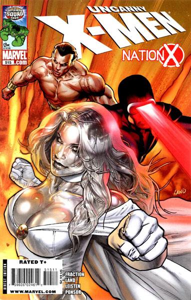 Uncanny X-Men 515 - Nation X: Chapter 1