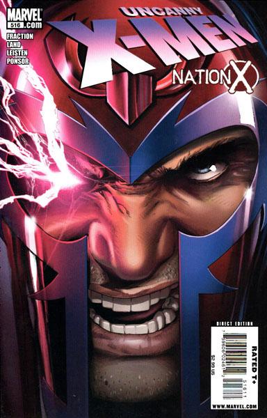 Uncanny X-Men 516 - Nation X: Chapter 2