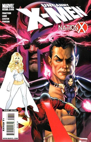 Uncanny X-Men 517 - Nation X: Chapter 3
