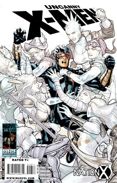 Uncanny X-Men 518 - Nation X: Chapter 4