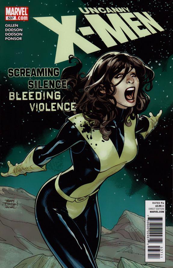 Uncanny X-Men 537 - Breaking Point Part Three