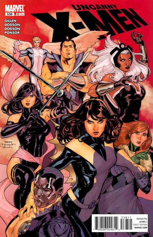 Uncanny X-Men 538 - Breaking Point: Conclusion