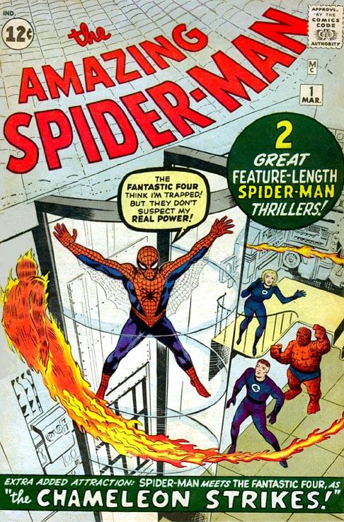 The Amazing Spider-Man 1 - Spider-Man