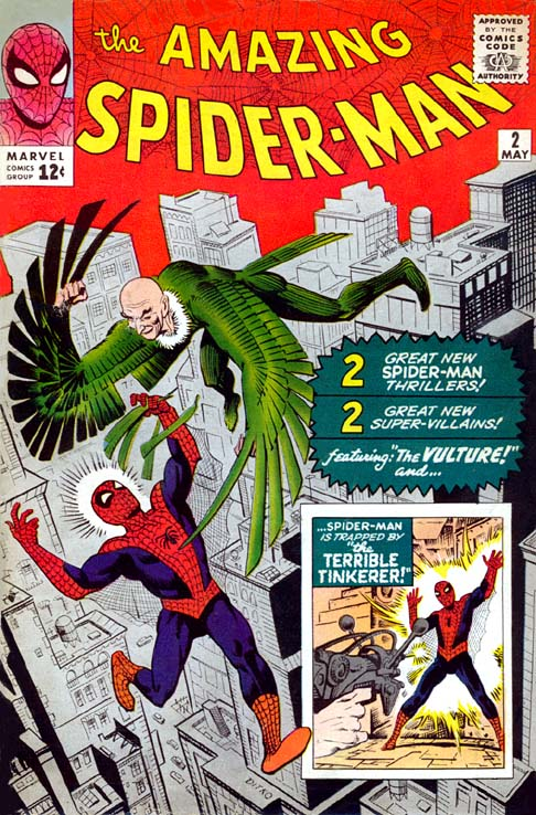 The Amazing Spider-Man 2 - Duel to the Death with The Vulture!