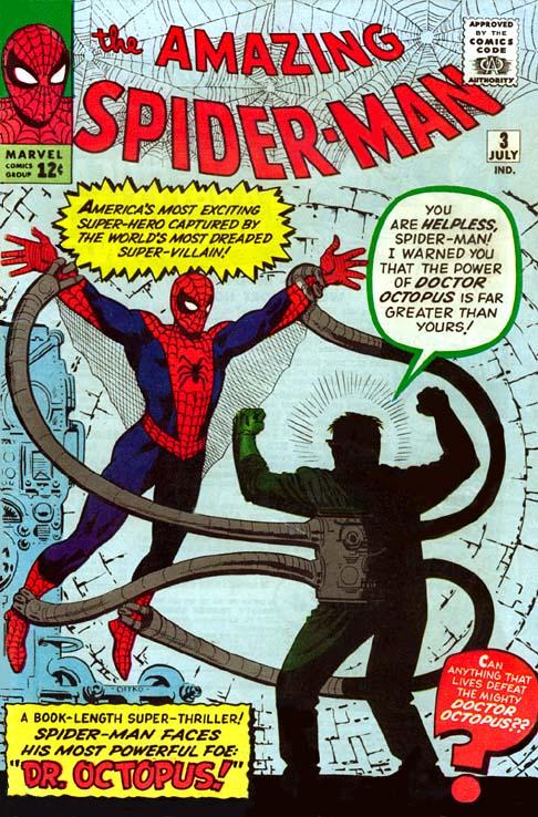 The Amazing Spider-Man 3 - Spider-Man versus Doctor Octopus