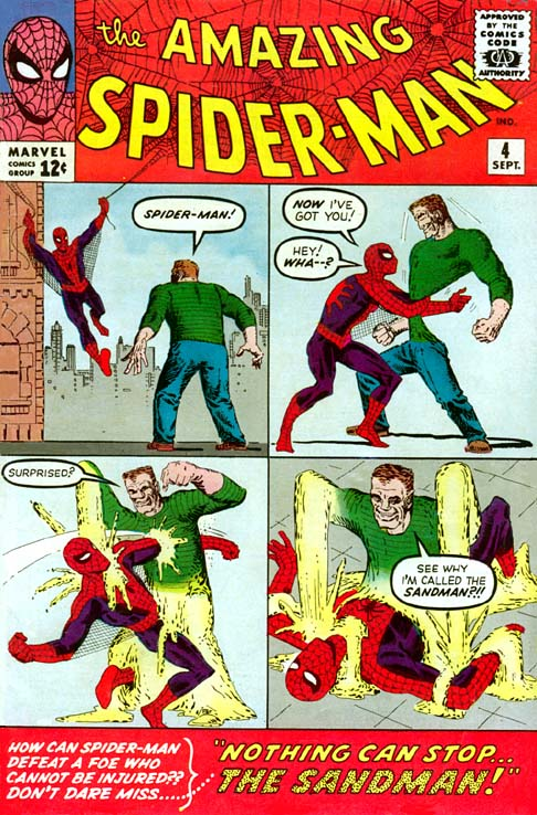The Amazing Spider-Man 4 - Nothing Can Stop... the Sandman!