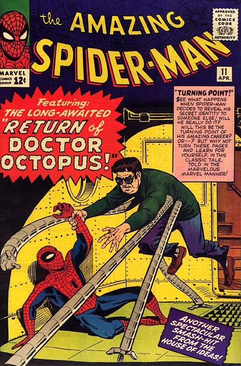 The Amazing Spider-Man 11
