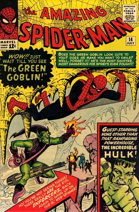 The Amazing Spider-Man 14 - The Grotesque Adventure of The Green Goblin