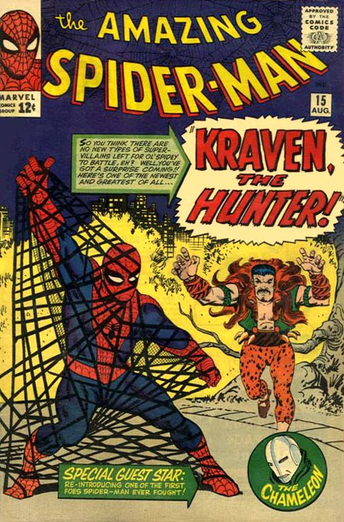 The Amazing Spider-Man 15 - Kraven The Hunter!