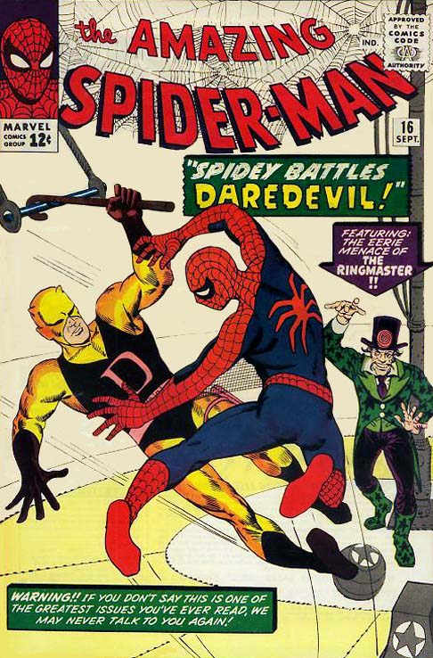 The Amazing Spider-Man 16 - Duel With Daredevil
