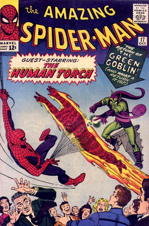 The Amazing Spider-Man 17 - The Return of the Green Goblin!