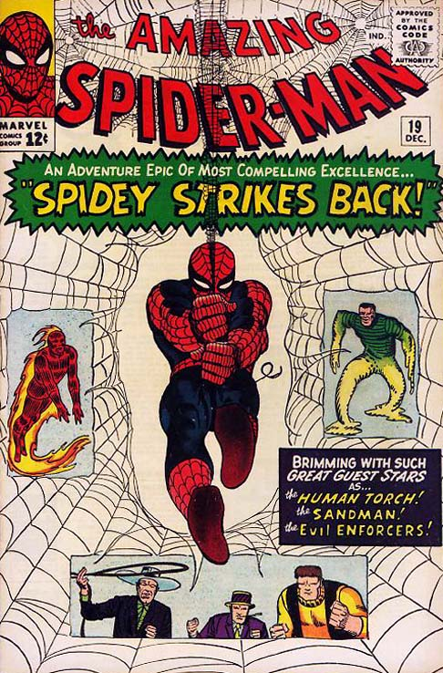 The Amazing Spider-Man 19 - Spidey Strikes Back!