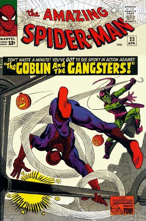The Amazing Spider-Man 23 - The Goblin and the Gangsters