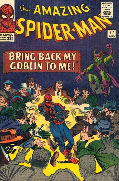 The Amazing Spider-Man 27 - Bring Back My Goblin To Me!