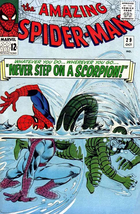 The Amazing Spider-Man 29 - Never Step on a Scorpion