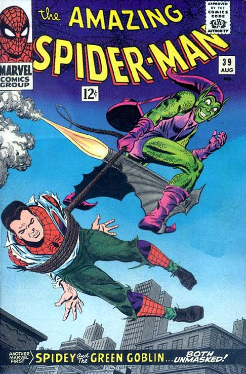 The Amazing Spider-Man 39 - How Green Was My Goblin!