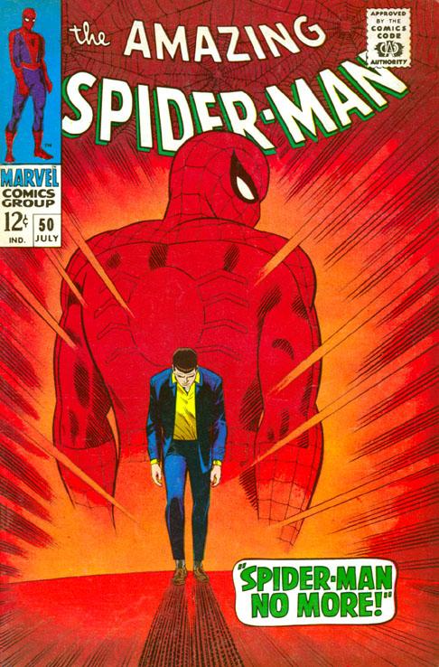 The Amazing Spider-Man 50 - Spider-Man No More!