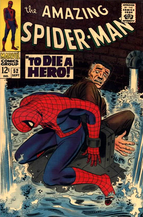 The Amazing Spider-Man 52 - To Die a Hero!