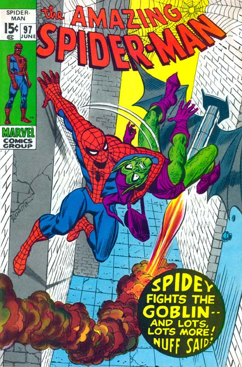 The Amazing Spider-Man 97 - In the Grip of the Goblin!