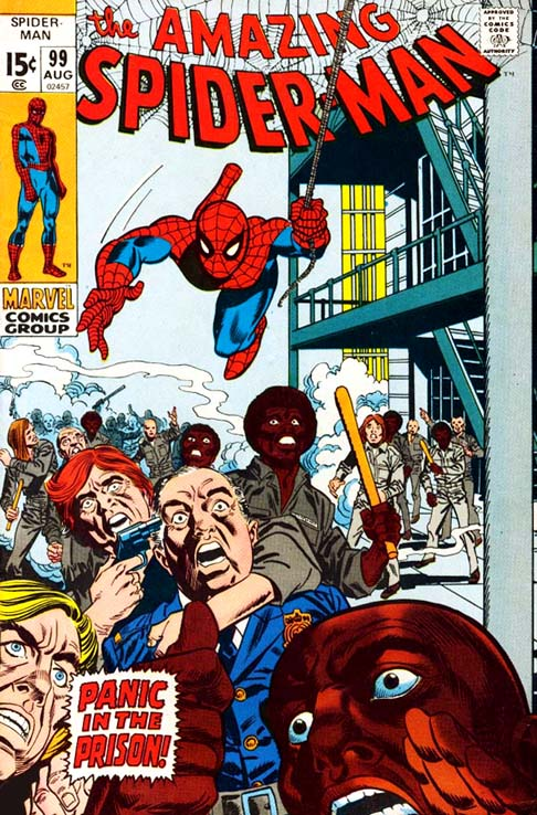 The Amazing Spider-Man 99 - A Day In The Life Of...