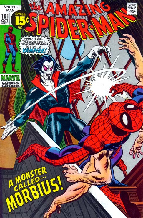The Amazing Spider-Man 101 - A Monster Called ... Morbius!