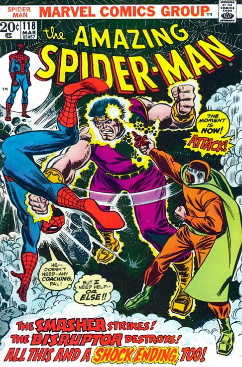 The Amazing Spider-Man 118 - Countdown To Chaos!