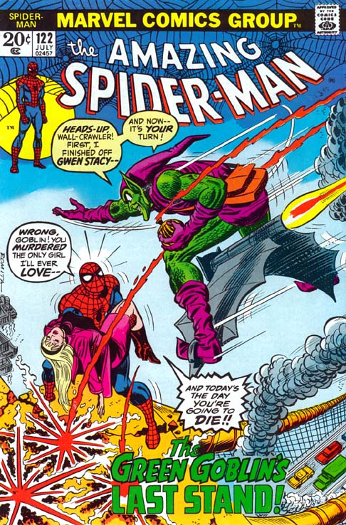 The Amazing Spider-Man 122 - The Goblin's Last Stand!