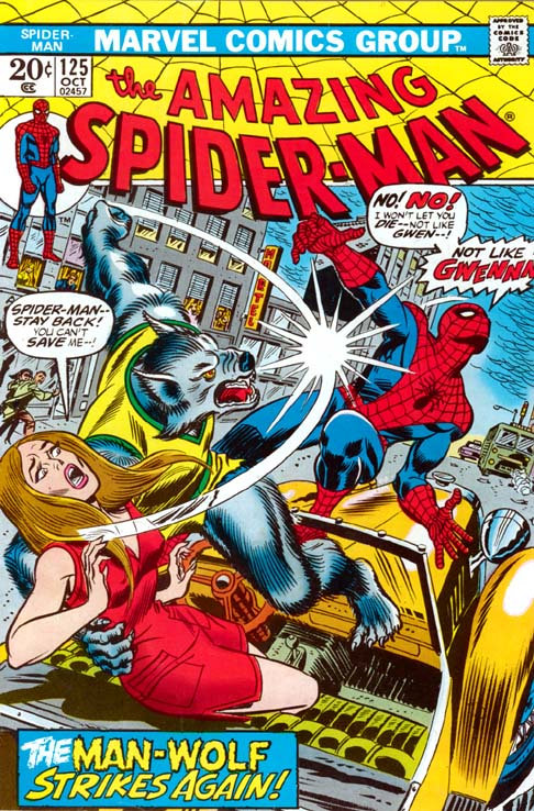 The Amazing Spider-Man 125 - Wolfhunt!
