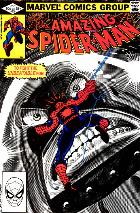 The Amazing Spider-Man 230 - To Fight The Unbeatable Foe!