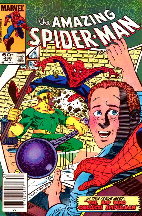 The Amazing Spider-Man 248