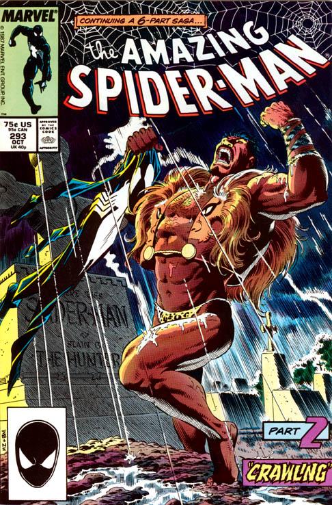 The Amazing Spider-Man 293 - Crawling