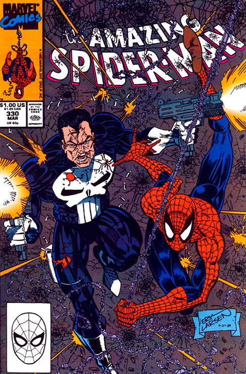 The Amazing Spider-Man 330 - The Powder Chase