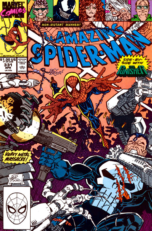 The Amazing Spider-Man 331 - The Death Standard