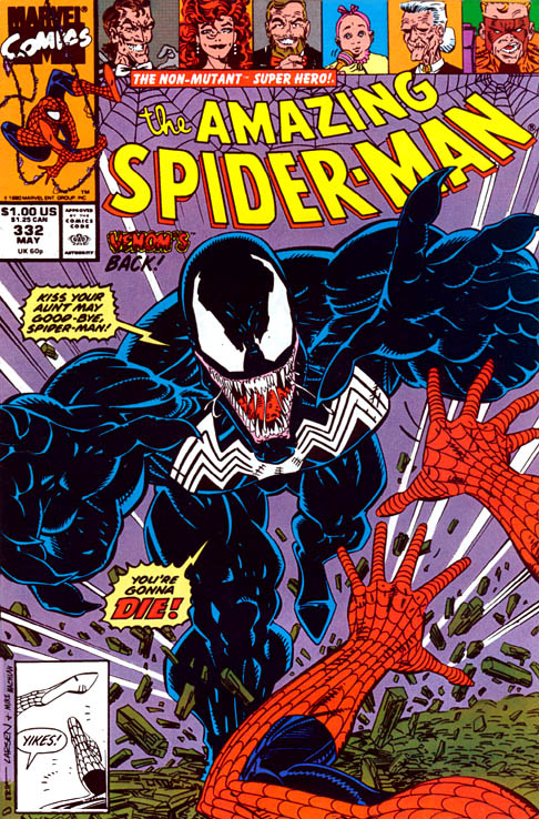 The Amazing Spider-Man 332 - Sunday In The Park With Venom!