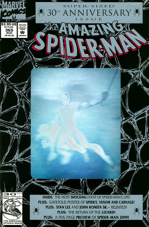 The Amazing Spider-Man 365 - Father and Sins