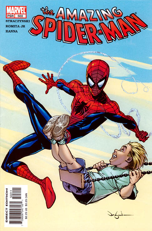 The Amazing Spider-Man 502 - Intermezzo Number Two: You Want Pants With That?