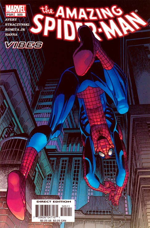 The Amazing Spider-Man 505 - Vibes