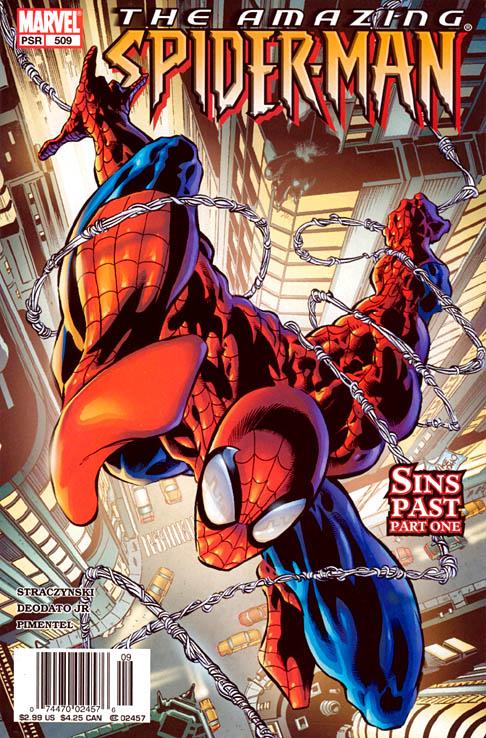 The Amazing Spider-Man 509 - Sins Past Part One