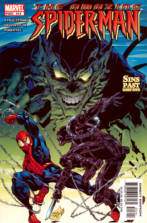 The Amazing Spider-Man 513 - Sins Past Part Five
