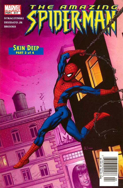 The Amazing Spider-Man 517 - Skin Deep Part Three