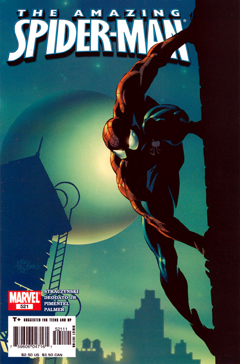 The Amazing Spider-Man 521 - Unintended Consequences