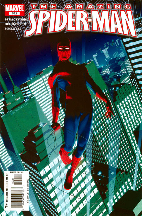 The Amazing Spider-Man 522 - Moving Targets