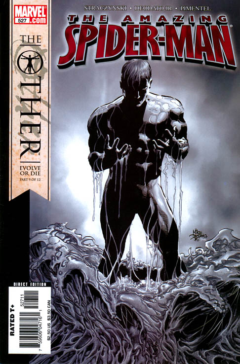 The Amazing Spider-Man 527 - The Other - Evolve or Die, Part 9: Evolution