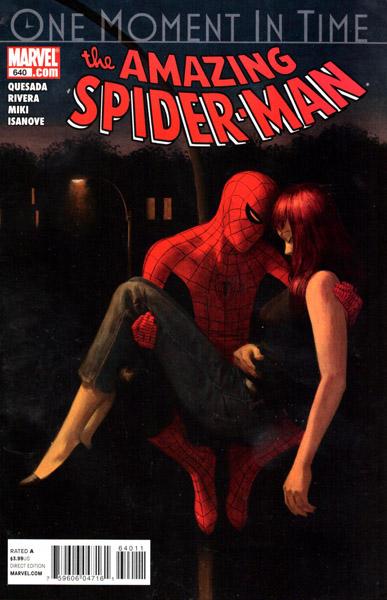 The Amazing Spider-Man 640